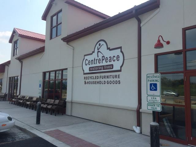 CENTREPEACE HAS EVERYTHING YOU NEED TO FURNISH Or REMODEL YOUR RESIDENCE.
